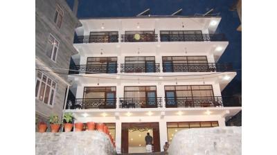 Himachal Inn - Manali - Super Deluxe Room