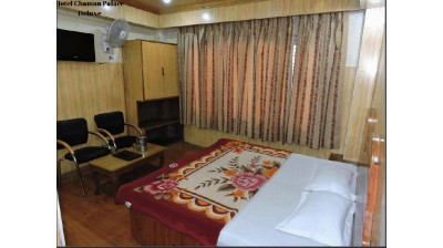 Chaman Palace - Shimla - Deluxe Room