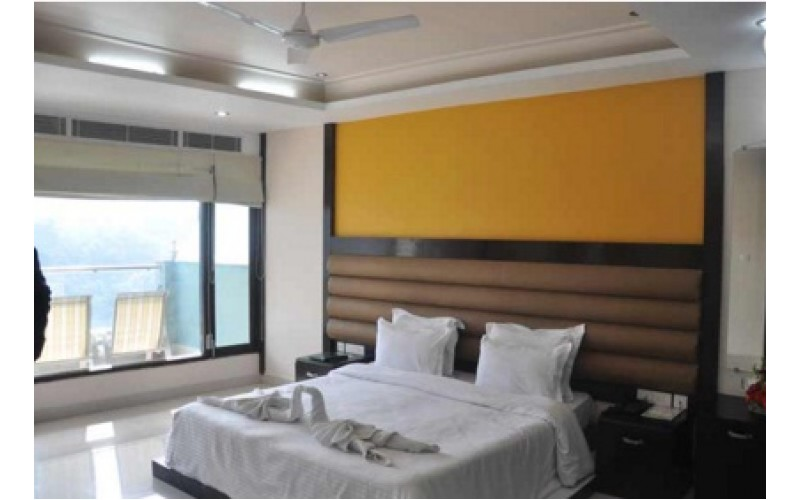 Ganga Beach Resort - Rishikesh - Luxury Room