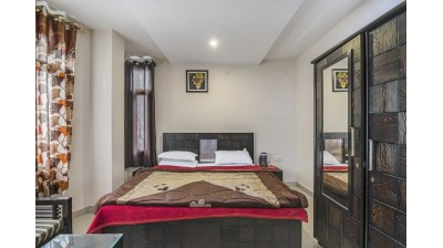 1 BR Guest house in Subhash Chowk Dalhousie by GuestHouser 738B