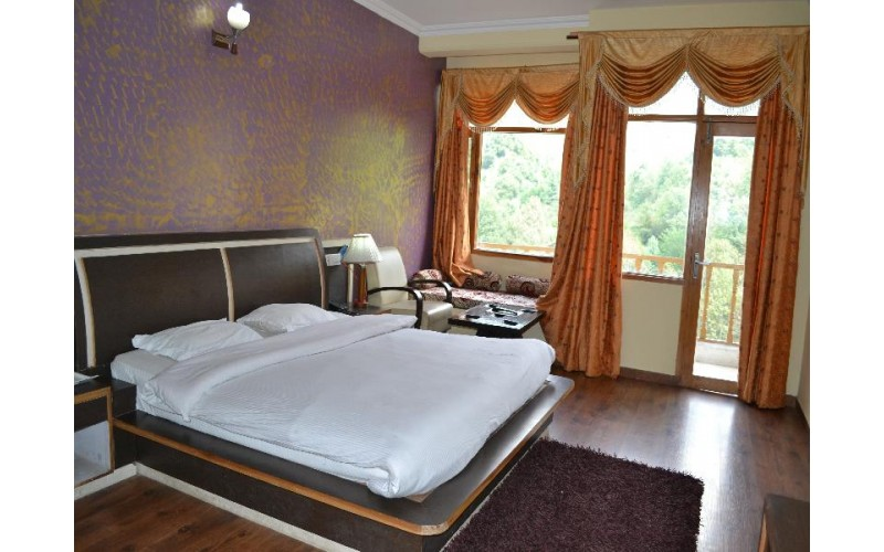 The Royale Grand - Manali - Luxury Rooms