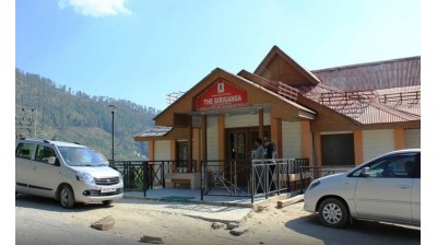 HPTDC Hotel The Giri Ganga Resort - Shimla