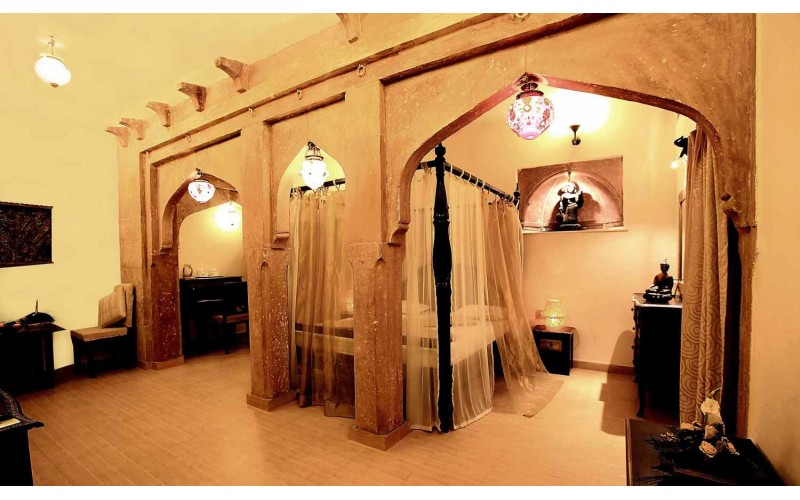 The Kothi Heritage - Jodhpur - Super Deluxe Room